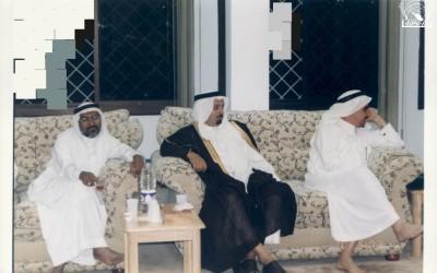 مسامرون ضمن مسامرات النادي بقاعة الأمير / فيصل بن فهد بالنادي …
