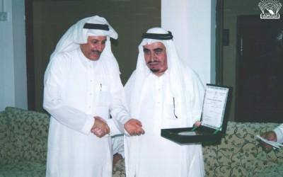 ومن مسامراته مع : أ.د. زاهر الألمعي – هاني أبو غزالة -وآخرين …