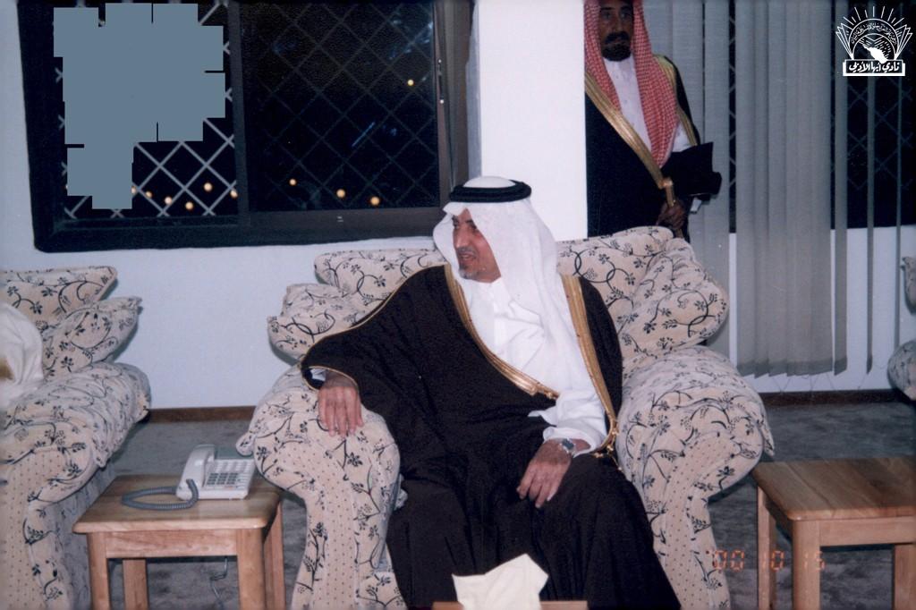 الأمير / خالد الفيصل يفتتح مكتبة النادي ( مكتبة الملك عبد الله ) ….