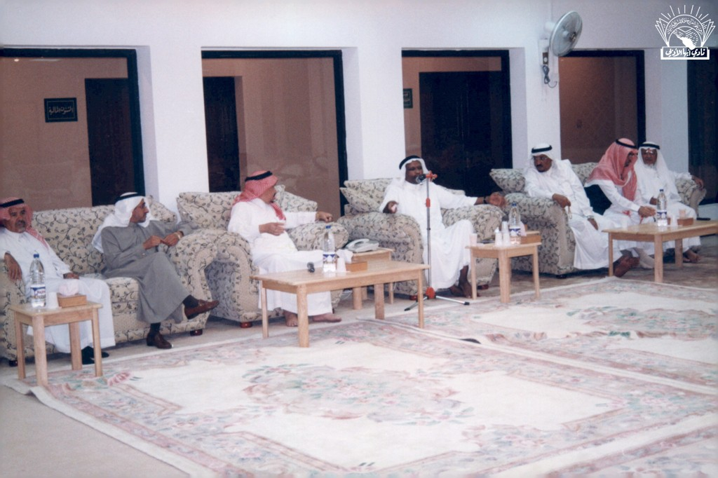 مسامرة مع الأستاذ / عبد الله نور .