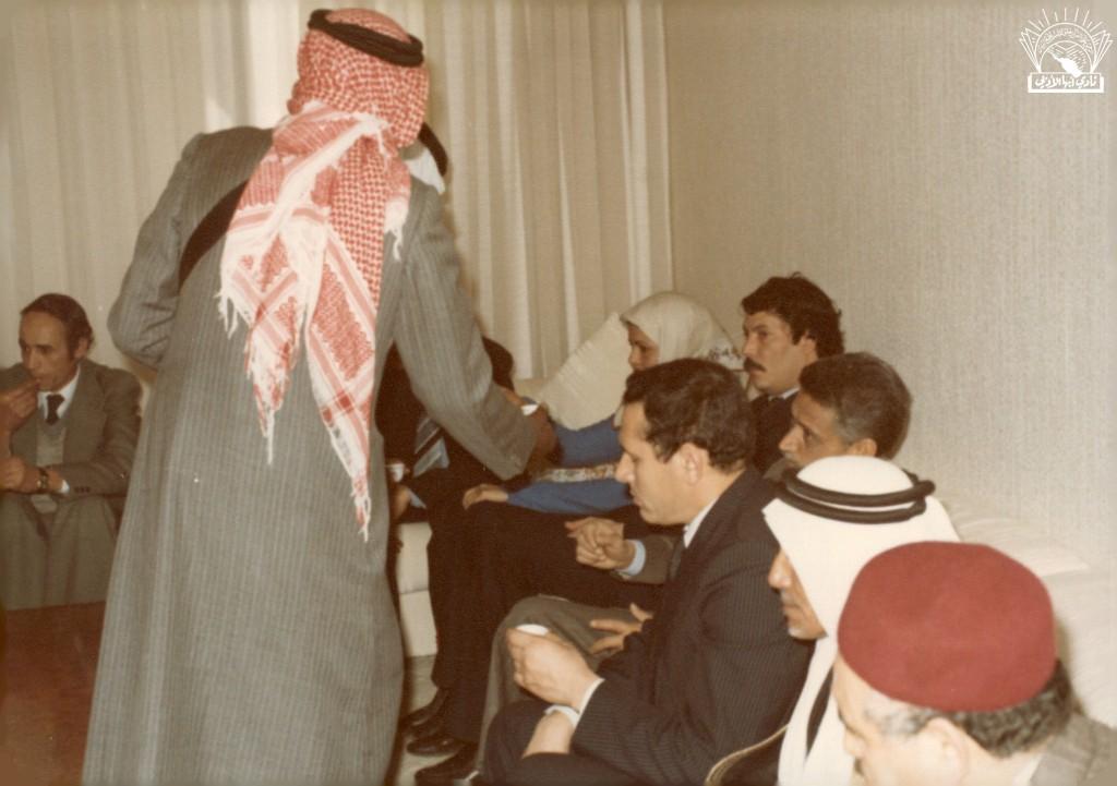 زيارة وفد ثقافي تونسي إلى النادي والمنطقة ، وفعاليات ولقاءات أخرى متفرقة .