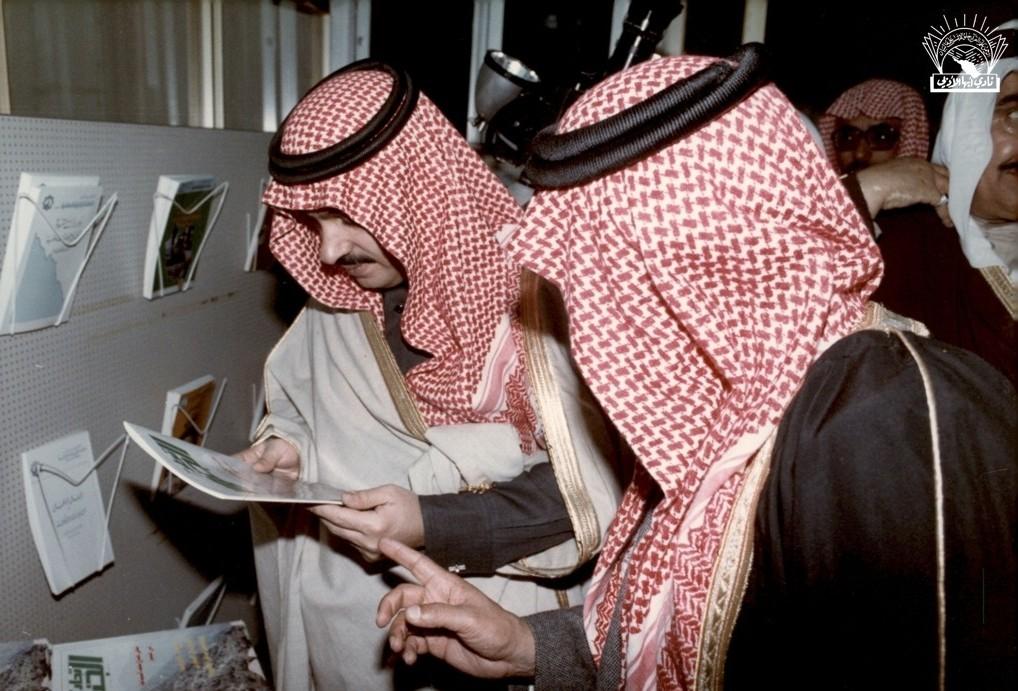 مشاركة النادي فرع جامعة الملك سعود بأبها الاحتفاء بالذكرى 25 لإنشاء الجامعة