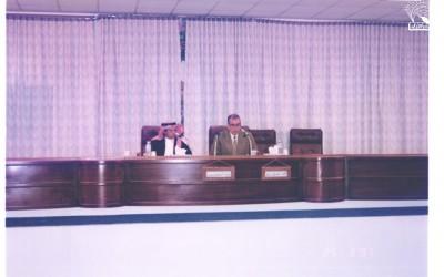 د. أحمد يسري ومحاضرة . تقديم / أحمد التيهاني .